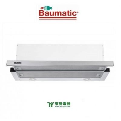 Baumatic TEL99X 90厘米拉趟式抽油煙機