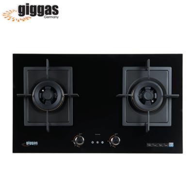 Giggas 上將 GZ-2388(LPG) 嵌入式雙頭石油氣煮食爐