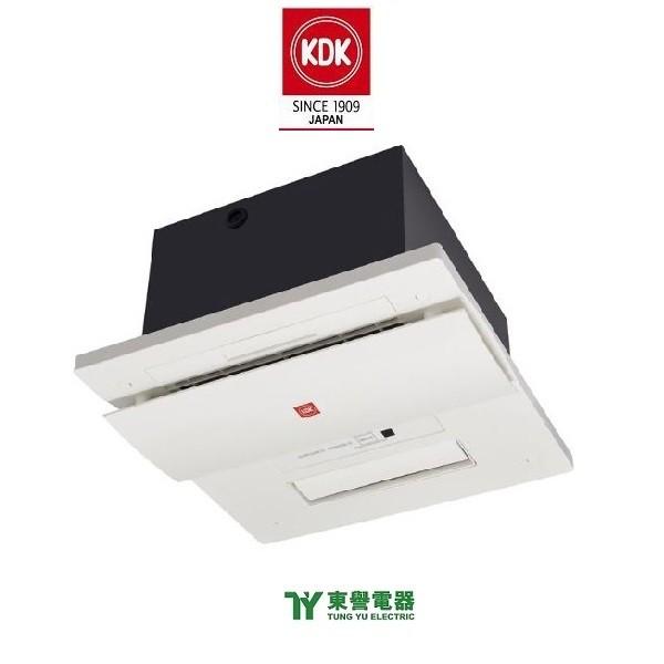 KDK 30BGCH 天花式浴室寶 纖巧型