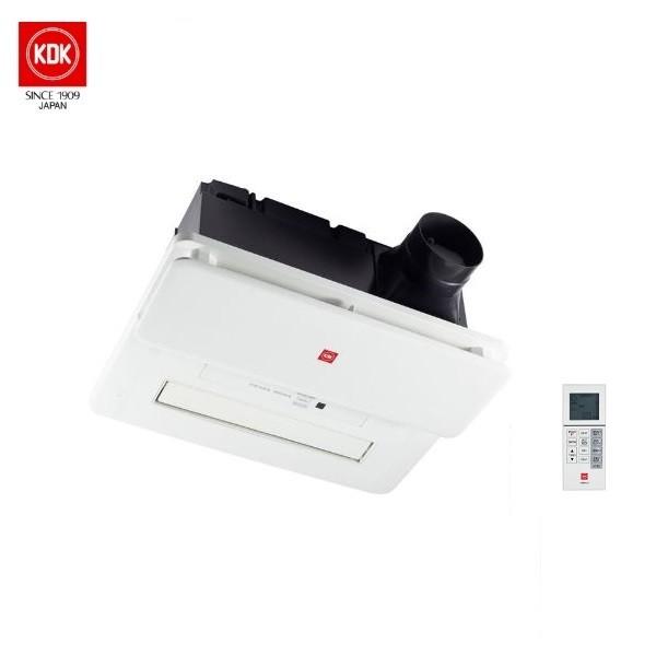KDK 40BECH 2650W 天花式浴室寶(尊尚型)