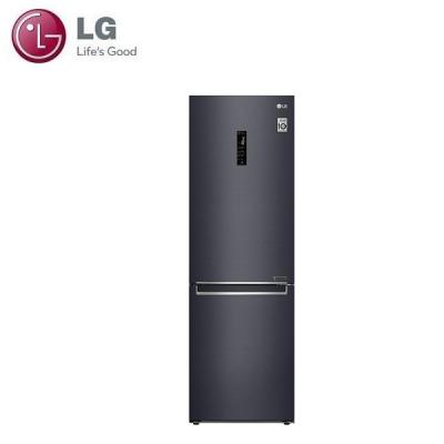 LG 金樂 M458MCB 341公升 線性變頻 雙門雪櫃(玄武黑色)