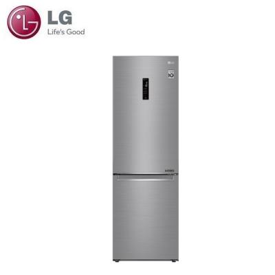 LG 金樂 M458SB 341公升 線性變頻 雙門雪櫃(不鏽鋼色)