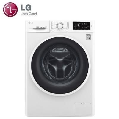LG 金樂 WF-1207C4W 7公斤 1200轉 前置式變頻洗衣機