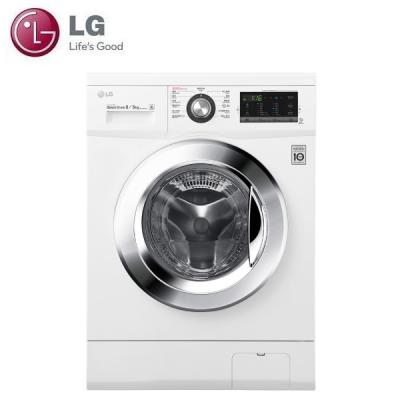 LG 金樂 WF-CT1408MW 洗衣8公斤/乾衣5公斤 1400轉 前置式洗衣乾衣機