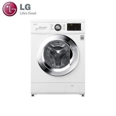 LG WF-T1207KW  7 公斤 1200轉 前置式變頻洗衣機