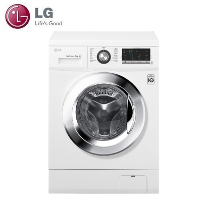LG 金樂 WF-T1207MW 7公斤 1200轉 前置式變頻洗衣機
