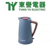 無線電熱水壺